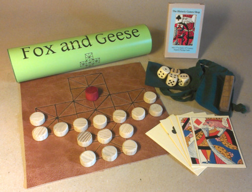 Games of the English Civil War (Wooden Dice)