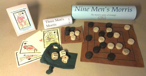 Games of the Wars of the Roses (Wooden Dice)