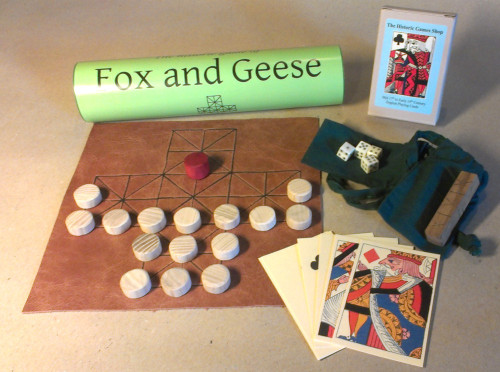 Games of the English Civil War (Bone Dice)