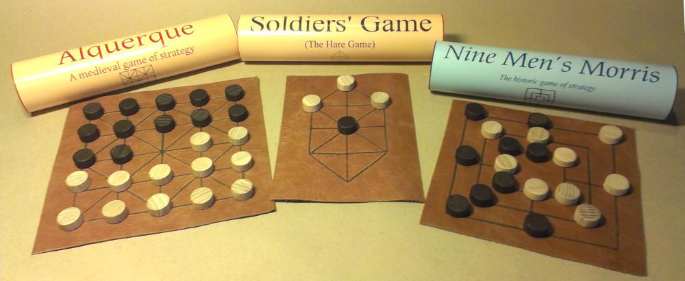 Board Games of the Thirteenth Century