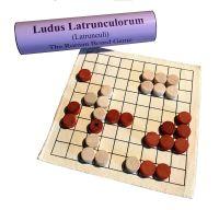 Ludus Latrunculorum, or Latrunculi