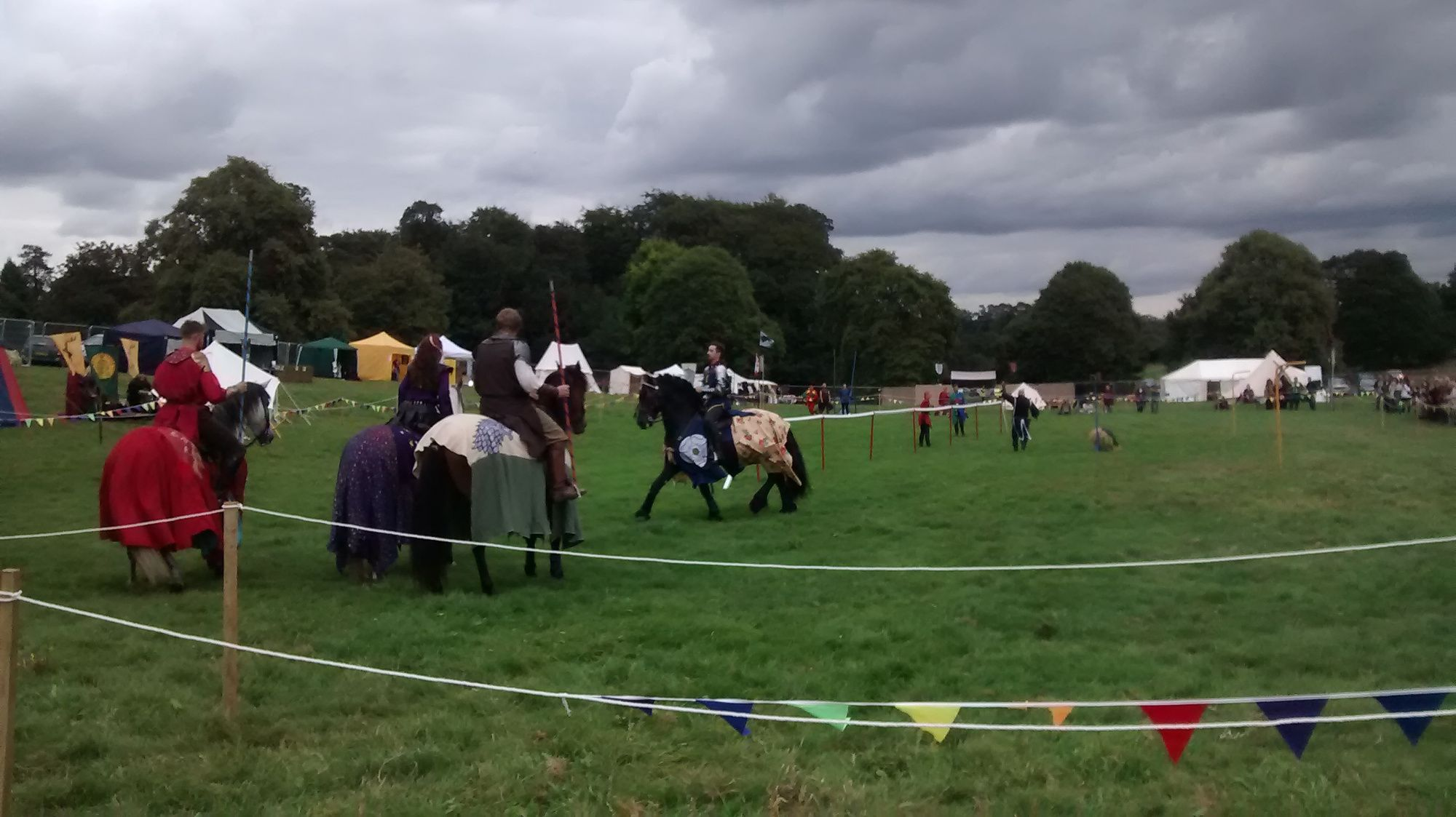More from the joust at GoTFest