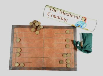 The Medieval Counting or Reckoning Board