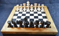 The Selenus chess set (1616)