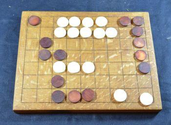 Ludos Latrunculorum - medium oak board