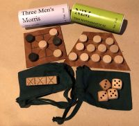 Small Games Collection (Wood Dice)