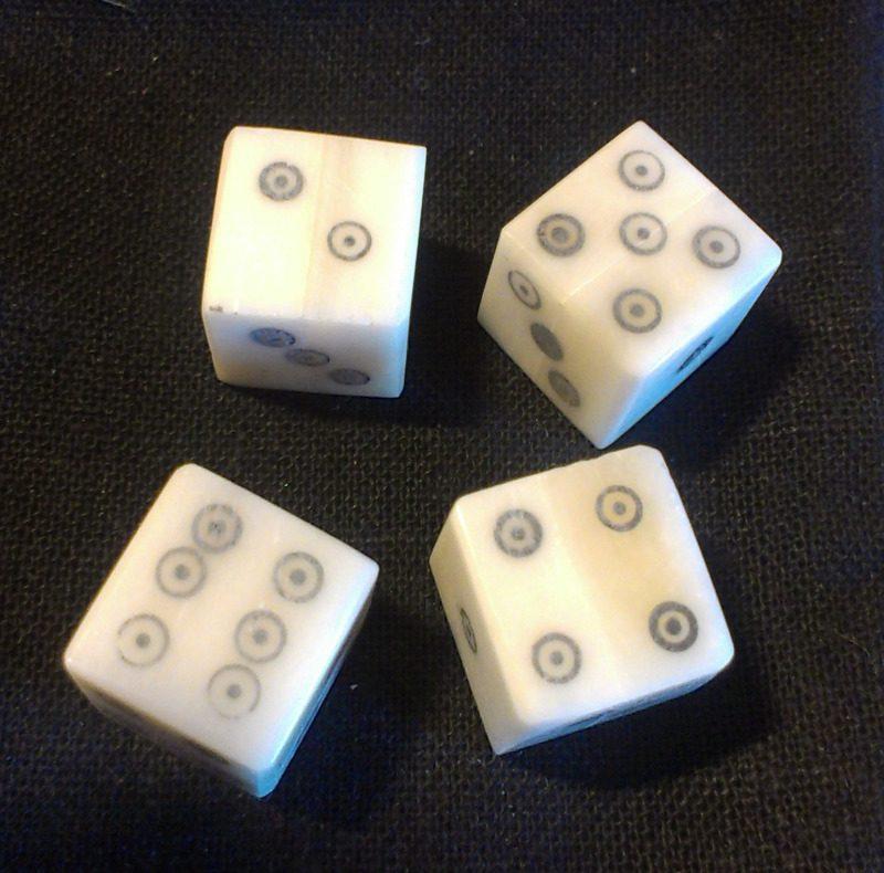 4 r&d dice detail