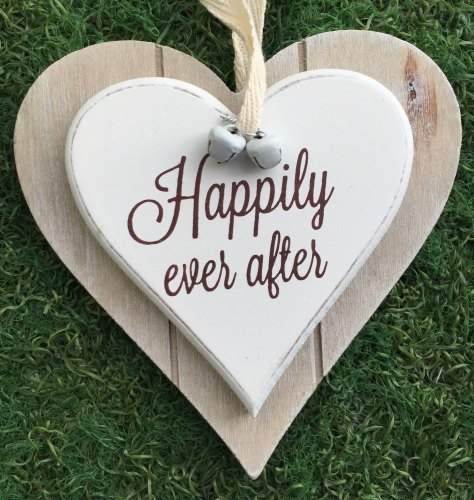 Happily Ever After Heart