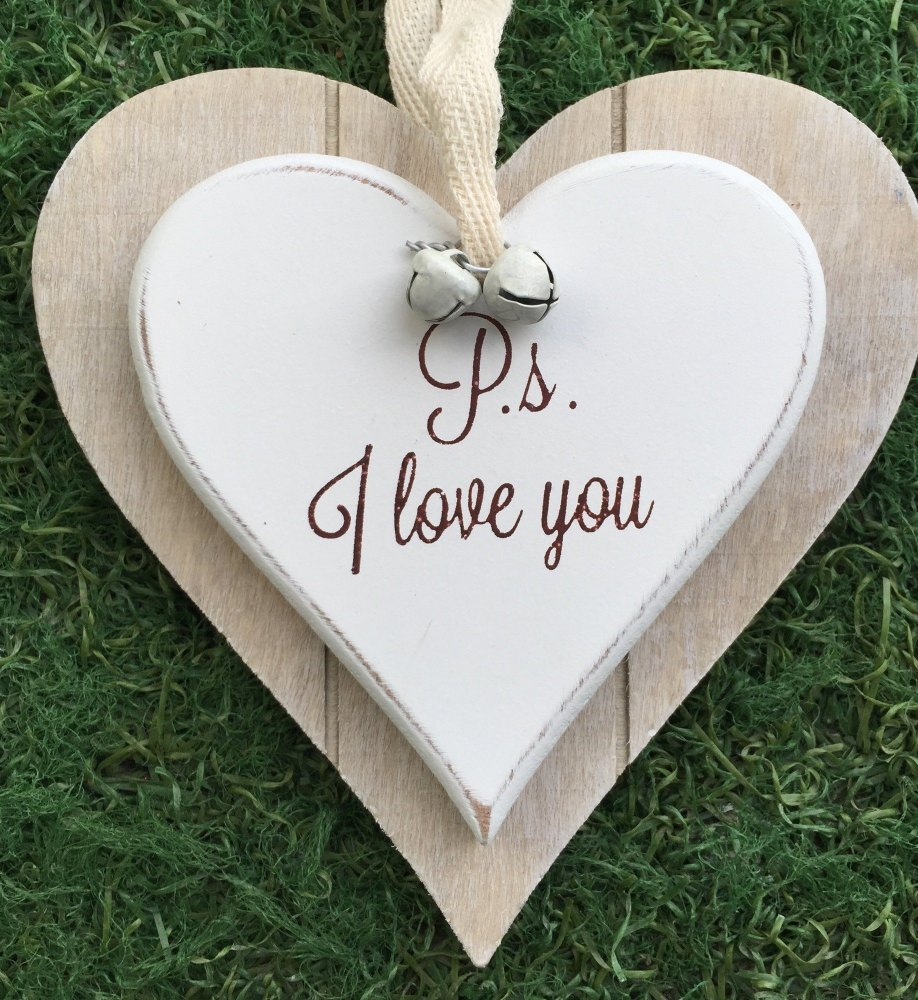 P.S I Love You Heart