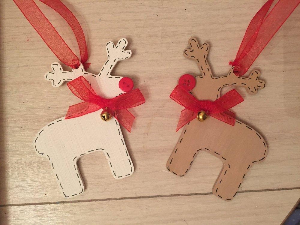 Personalised Reindeers