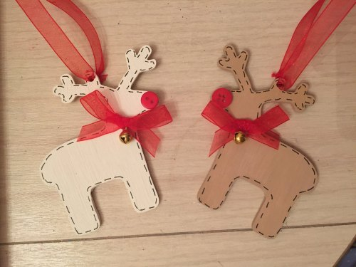 Personalised Reindeers