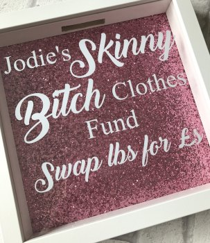 Personalised Skinny Clothes Fund