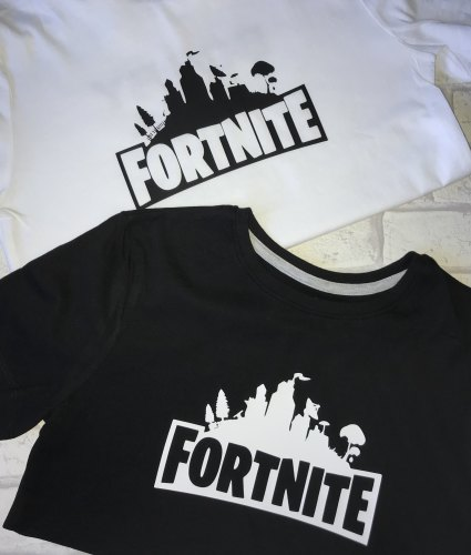 Fortnite T-shirt (Adults Unisex)