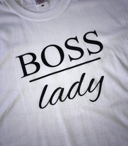 Boss Lady Jumper (Adults)
