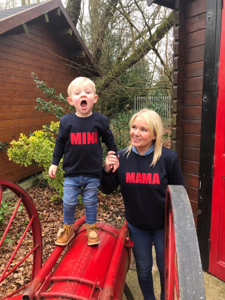 Mama & Mini Jumper Set