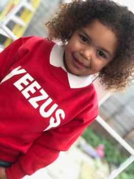 Yeezus Jumper (Adults)