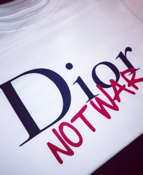 Dior Not War T-shirt