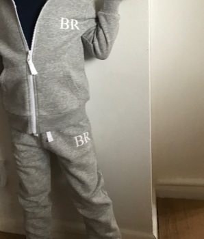 Initial Joggers