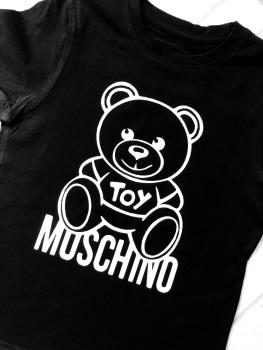 Moschino Full Toy Bear Jumper