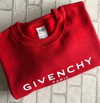 Givenchy T-shirt (Adults Fitted Round Neck)