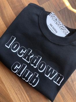 Lockdown Club Jumper