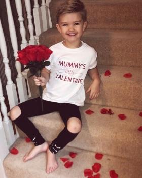 Mummy's Little Valentine T-shirt