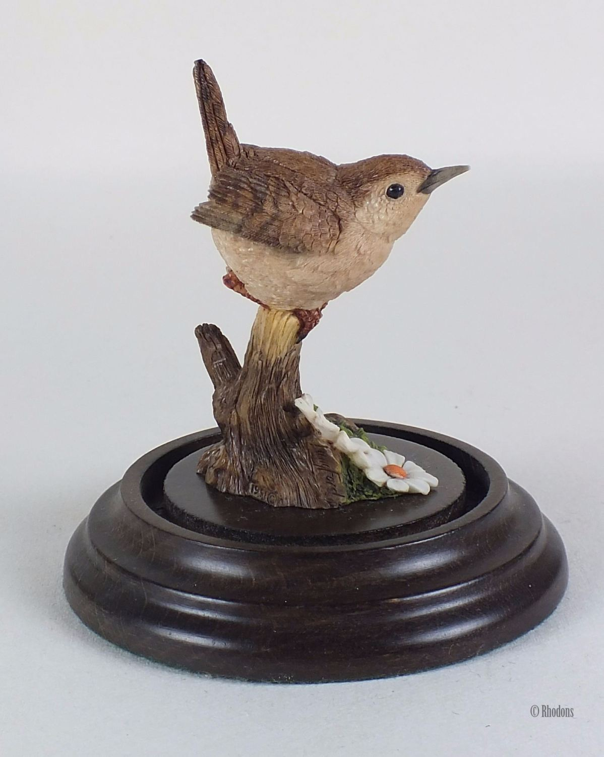 Vintage 1991 Wren Figurine By Country Artists Stephen