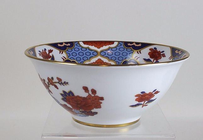 Shima Imari Pattern Bowl, Spode Pattern No Y8172-C
