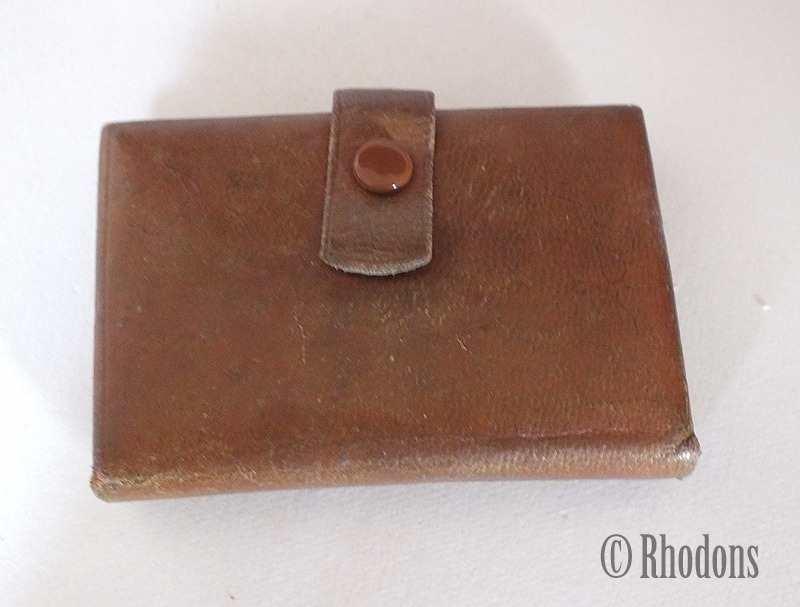 Vintage Sewing Kit / Needle Case, John James & Sons, Redditch