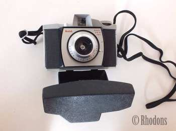 Kodak Brownie 44A Camera For 127 Roll Film, Original Box, c1960s