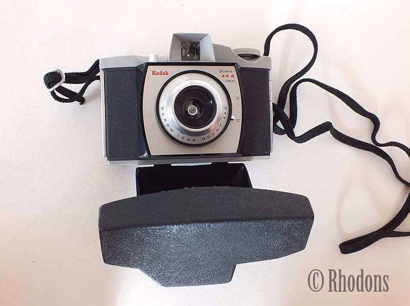 Kodak Brownie 44A Camera For 127 Roll Film, Original Box, c1960s