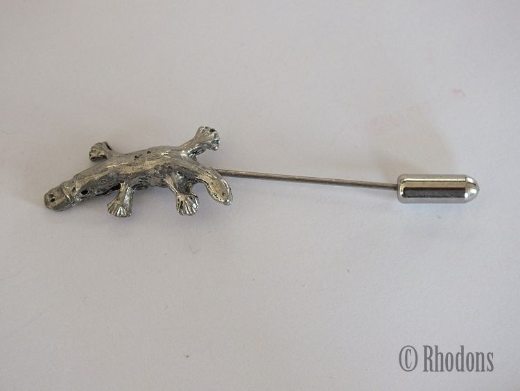 Duckbill Platypus Stick Pin