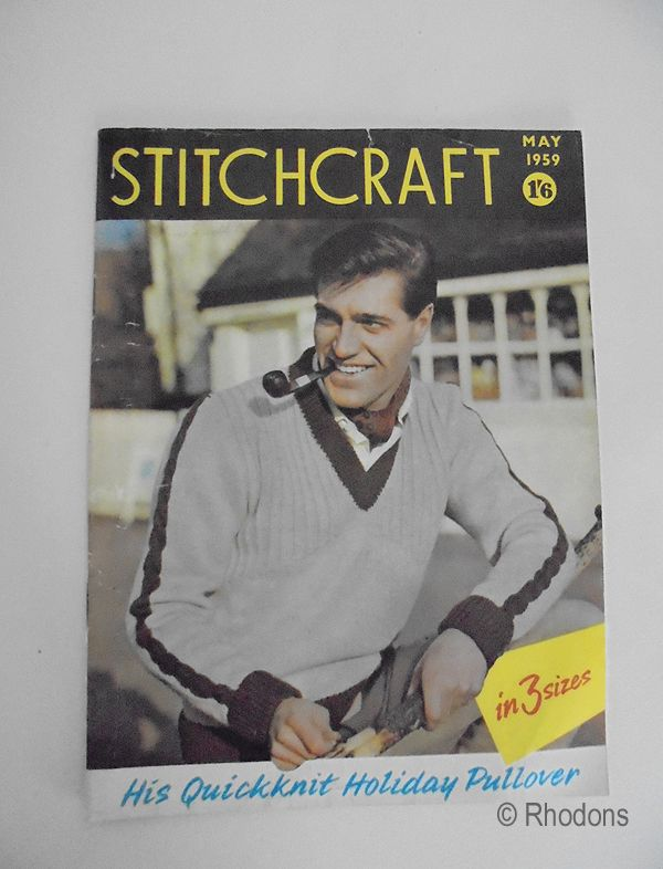 Stitchcraft Magazine, May 1959 Edition