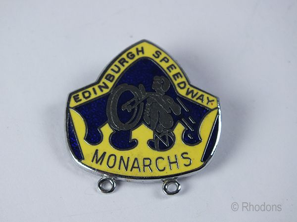 Edinburgh Speedway Monarchs Badge