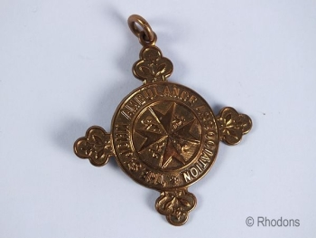 St John Ambulance Association Bronze Medal #439373