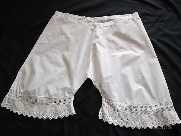 Edwardian Ladies Pantaloon Bloomers