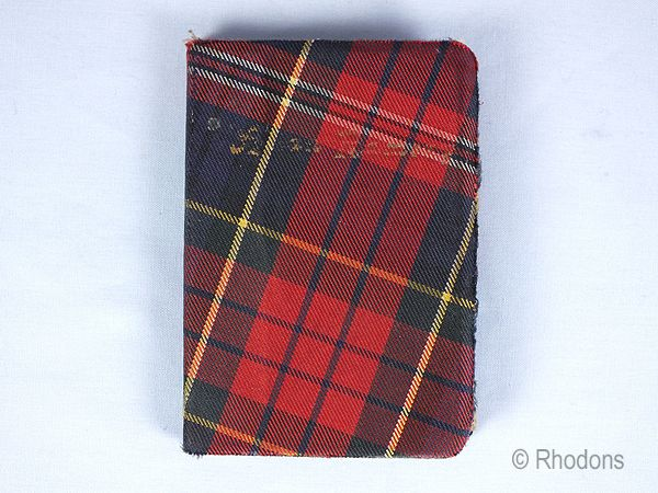 Allan Ramsay And The Gentle Shepherd by Oliphant Smeaton, Thistle Library Tartan Edition