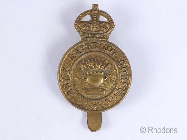 Army Catering Corps Badge