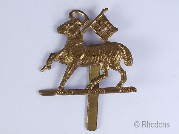Queens Royal West Surrey Regiment Cap Badge
