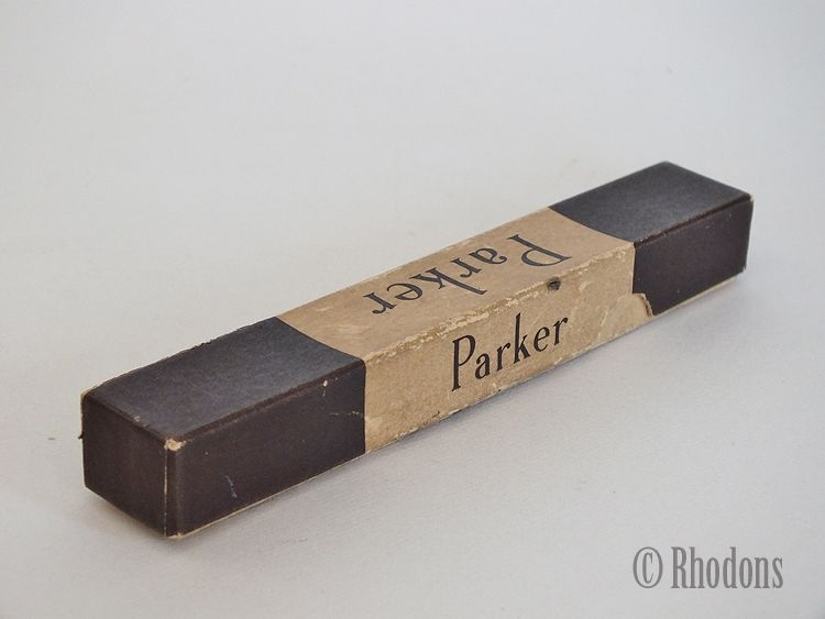 Presentation Box For Vintage Parker Fountain Pen