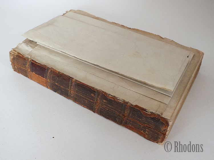 A Tour In Scotland 1769, Thomas Pennant. Rare 1771 First Edition published by John Monk, Chester.