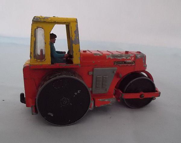 Dinky Aveling Barford Diesel Roller # 279