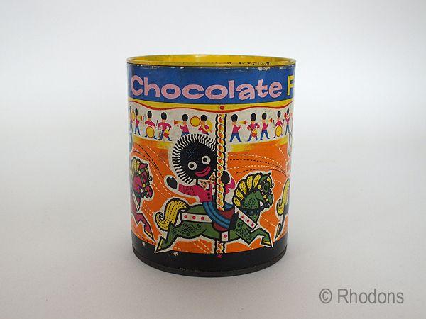 1960s Cadbury's Chocolate Finger Biscuit Box