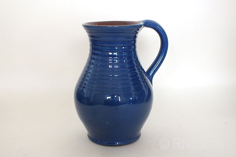 Schofield Pottery Penrith Earthenware Jug. Early / Mid 20th Century