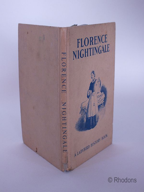 Florence Nightingale, A Ladybird History Book, Series 561.