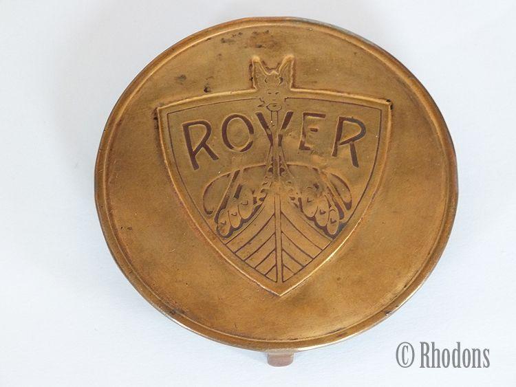 Rover P4 Hubcap Brass Centre Boss,Trim