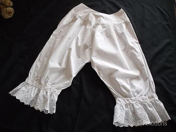 Victorian Pantaloon Bloomers
