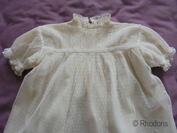 Baby Christening, Baptism Gown, Robe.