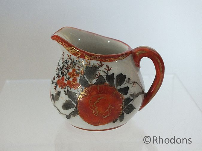 Miniature Milk Jug. Japanese Porcelain