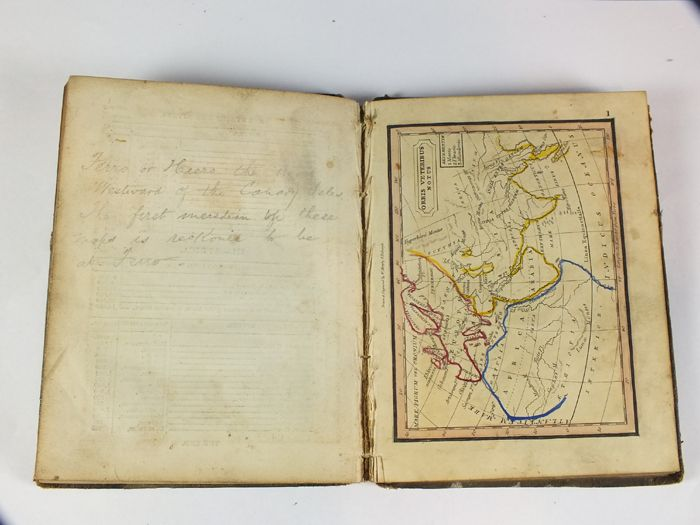 Murphy's Comprehensive Classical Atlas Maps, Rare Early 19thC Copy - c1830s
